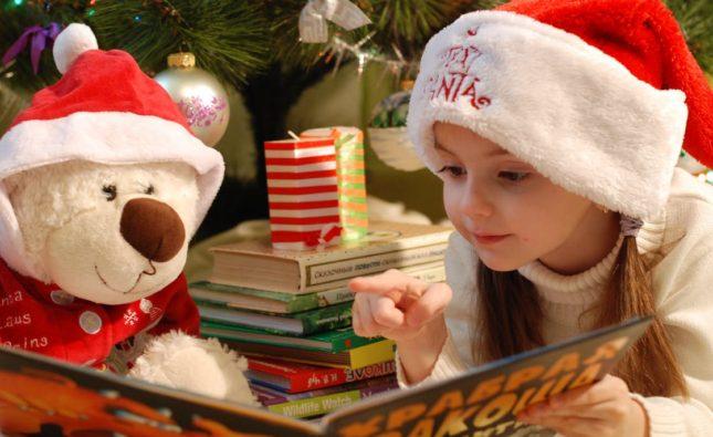 Wie richte ich das Kinderzimmer meiner Tochter weihnachtlich ein?