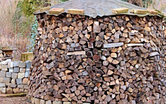 Plane n mit Metalösen für Holz und Gartenmöbel